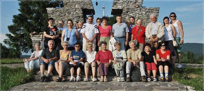 Debreceni Német Nemzetiség csoportkép